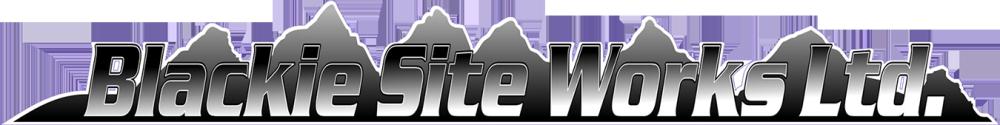 Blackie Site Works Ltd.